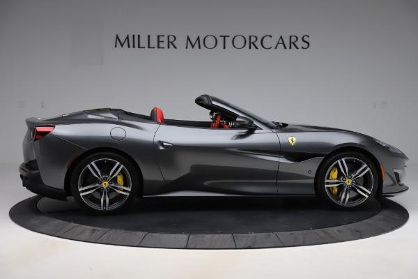 Used 2019 Ferrari Portofino for sale $231,900 at Alfa Romeo of Greenwich in Greenwich CT 06830 9
