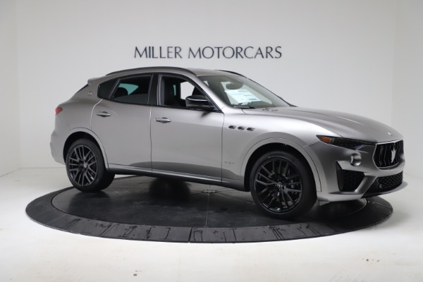New 2020 Maserati Levante S Q4 GranSport for sale $102,285 at Alfa Romeo of Greenwich in Greenwich CT 06830 10
