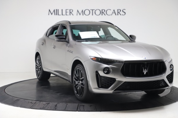 New 2020 Maserati Levante S Q4 GranSport for sale $102,285 at Alfa Romeo of Greenwich in Greenwich CT 06830 11