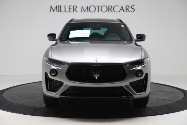 New 2020 Maserati Levante S Q4 GranSport for sale $102,285 at Alfa Romeo of Greenwich in Greenwich CT 06830 12