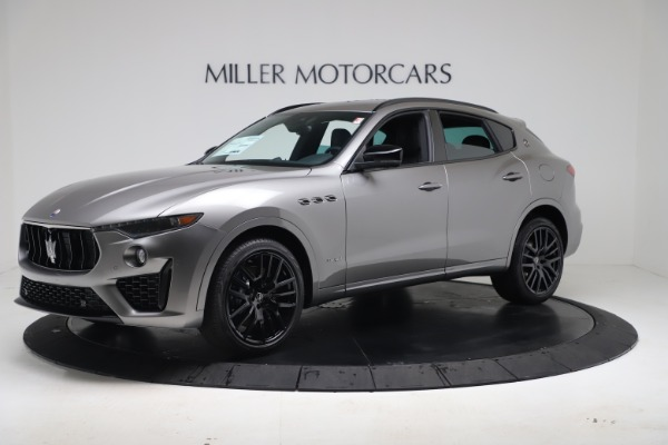 New 2020 Maserati Levante S Q4 GranSport for sale $102,285 at Alfa Romeo of Greenwich in Greenwich CT 06830 2