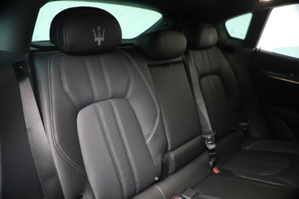 New 2020 Maserati Levante S Q4 GranSport for sale $102,285 at Alfa Romeo of Greenwich in Greenwich CT 06830 26