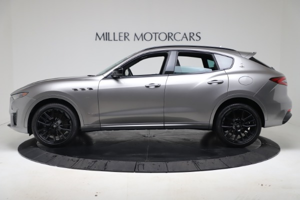 New 2020 Maserati Levante S Q4 GranSport for sale $102,285 at Alfa Romeo of Greenwich in Greenwich CT 06830 3