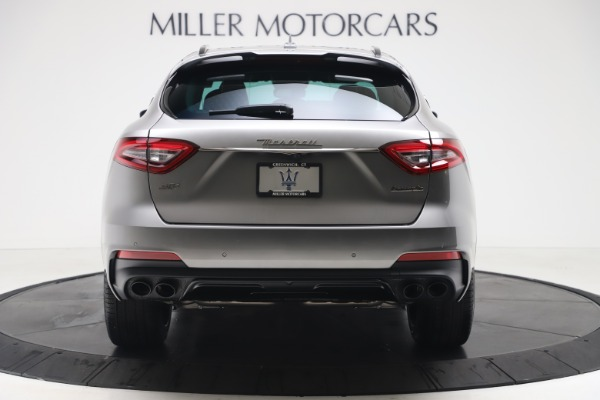 New 2020 Maserati Levante S Q4 GranSport for sale $102,285 at Alfa Romeo of Greenwich in Greenwich CT 06830 6