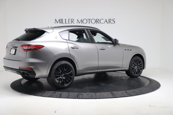 New 2020 Maserati Levante S Q4 GranSport for sale $102,285 at Alfa Romeo of Greenwich in Greenwich CT 06830 8