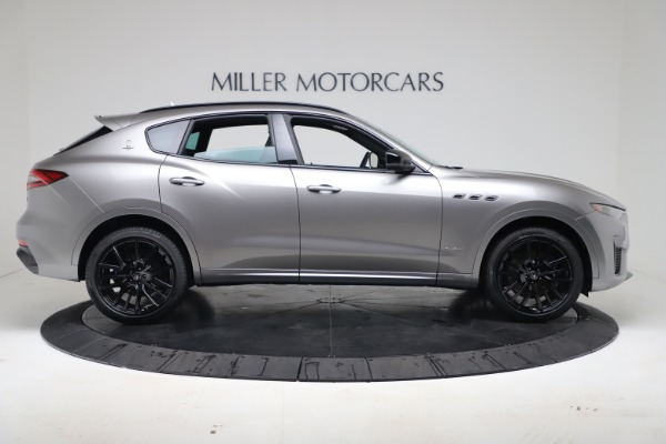 New 2020 Maserati Levante S Q4 GranSport for sale $102,285 at Alfa Romeo of Greenwich in Greenwich CT 06830 9