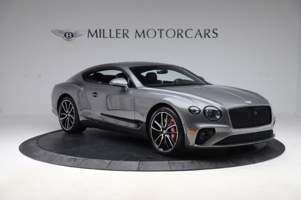 New 2020 Bentley Continental GT W12 for sale $283,305 at Alfa Romeo of Greenwich in Greenwich CT 06830 11