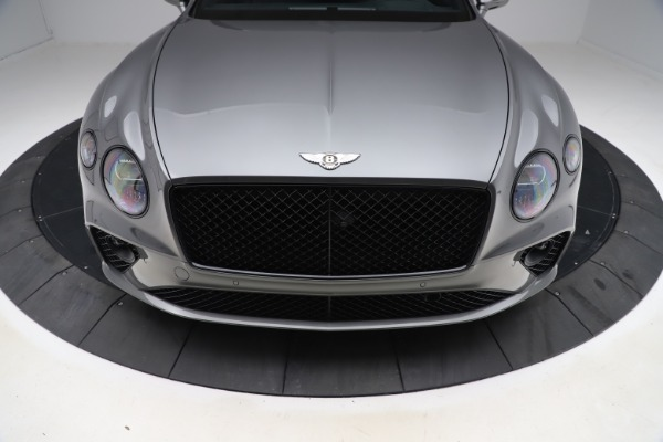 New 2020 Bentley Continental GT W12 for sale $283,305 at Alfa Romeo of Greenwich in Greenwich CT 06830 13