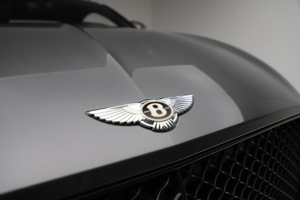 New 2020 Bentley Continental GT W12 for sale $283,305 at Alfa Romeo of Greenwich in Greenwich CT 06830 14