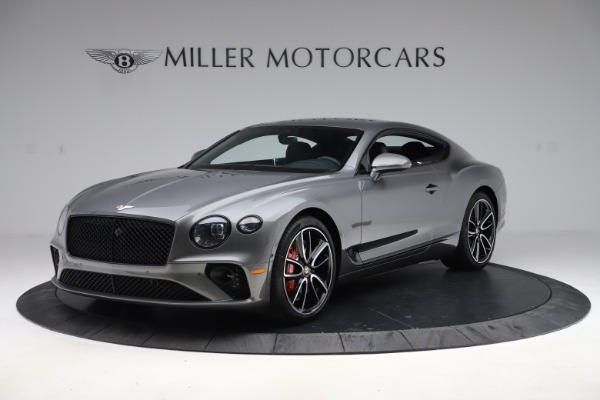 New 2020 Bentley Continental GT W12 for sale $283,305 at Alfa Romeo of Greenwich in Greenwich CT 06830 2