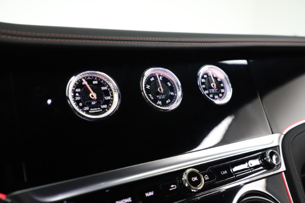 Used 2020 Bentley Continental GT W12 for sale $269,900 at Alfa Romeo of Greenwich in Greenwich CT 06830 24
