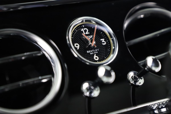 Used 2020 Bentley Continental GT W12 for sale $269,900 at Alfa Romeo of Greenwich in Greenwich CT 06830 25