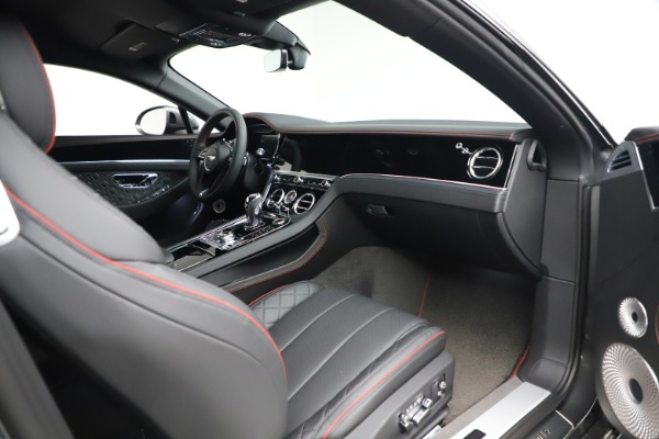 New 2020 Bentley Continental GT W12 for sale $283,305 at Alfa Romeo of Greenwich in Greenwich CT 06830 26
