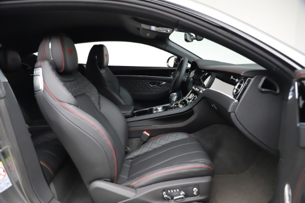 New 2020 Bentley Continental GT W12 for sale $283,305 at Alfa Romeo of Greenwich in Greenwich CT 06830 27