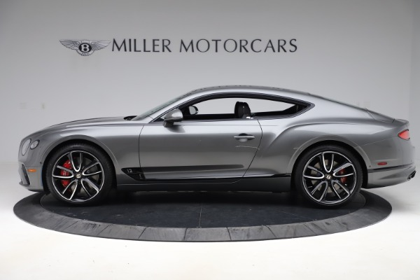 New 2020 Bentley Continental GT W12 for sale $283,305 at Alfa Romeo of Greenwich in Greenwich CT 06830 3