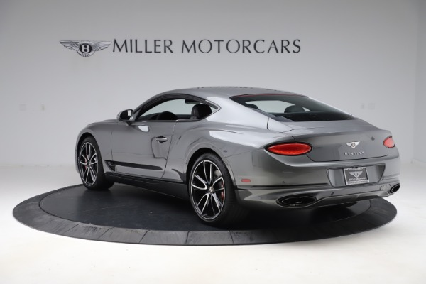 New 2020 Bentley Continental GT W12 for sale $283,305 at Alfa Romeo of Greenwich in Greenwich CT 06830 5