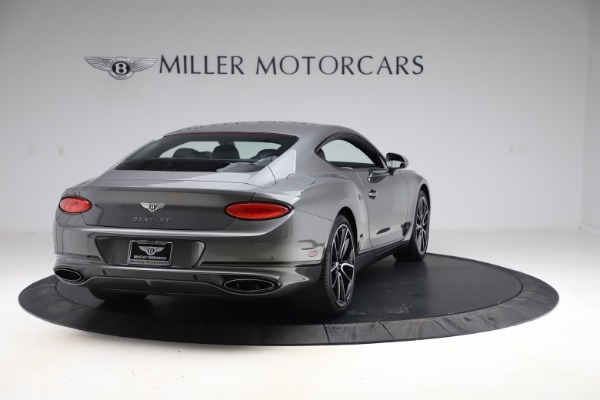 New 2020 Bentley Continental GT W12 for sale $283,305 at Alfa Romeo of Greenwich in Greenwich CT 06830 7