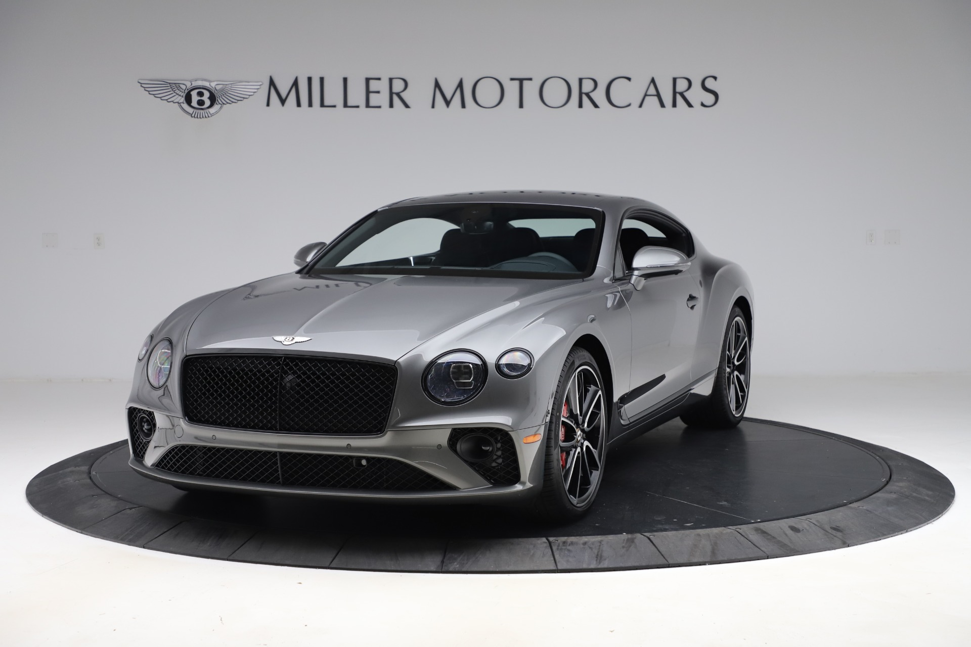 New 2020 Bentley Continental GT W12 for sale $283,305 at Alfa Romeo of Greenwich in Greenwich CT 06830 1