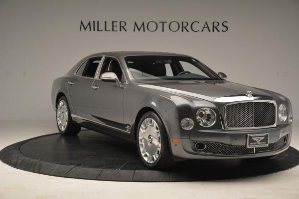 Used 2011 Bentley Mulsanne for sale Sold at Alfa Romeo of Greenwich in Greenwich CT 06830 12