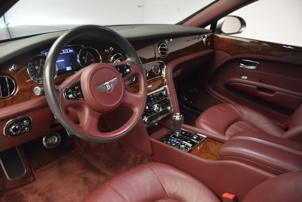 Used 2011 Bentley Mulsanne for sale Sold at Alfa Romeo of Greenwich in Greenwich CT 06830 15