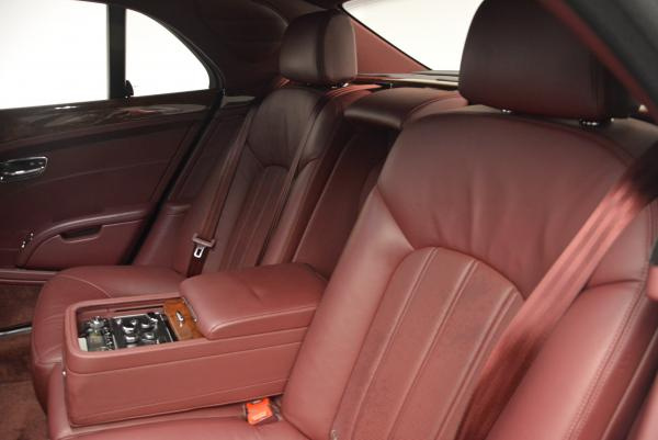 Used 2011 Bentley Mulsanne for sale Sold at Alfa Romeo of Greenwich in Greenwich CT 06830 19