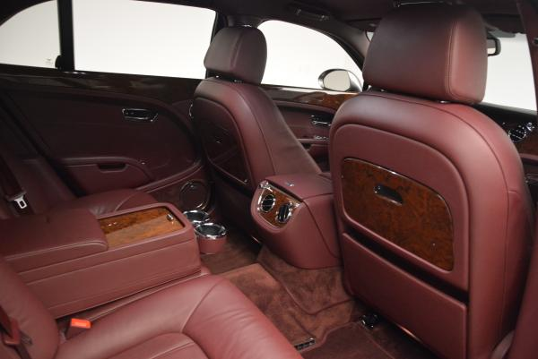 Used 2011 Bentley Mulsanne for sale Sold at Alfa Romeo of Greenwich in Greenwich CT 06830 28