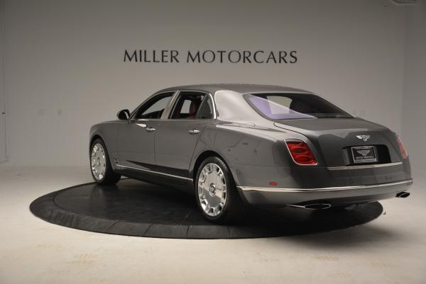 Used 2011 Bentley Mulsanne for sale Sold at Alfa Romeo of Greenwich in Greenwich CT 06830 5