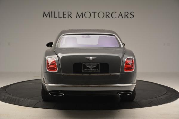 Used 2011 Bentley Mulsanne for sale Sold at Alfa Romeo of Greenwich in Greenwich CT 06830 6