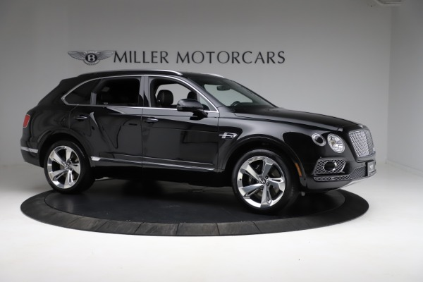 Used 2017 Bentley Bentayga W12 for sale $139,900 at Alfa Romeo of Greenwich in Greenwich CT 06830 10