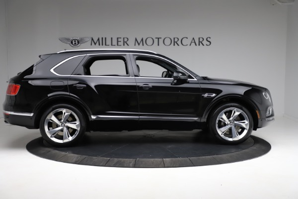 Used 2017 Bentley Bentayga W12 for sale $139,900 at Alfa Romeo of Greenwich in Greenwich CT 06830 9