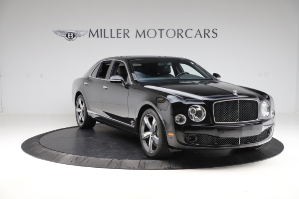 New 2016 Bentley Mulsanne Speed for sale $157,900 at Alfa Romeo of Greenwich in Greenwich CT 06830 10