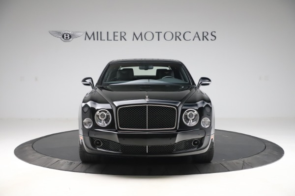 New 2016 Bentley Mulsanne Speed for sale $157,900 at Alfa Romeo of Greenwich in Greenwich CT 06830 11