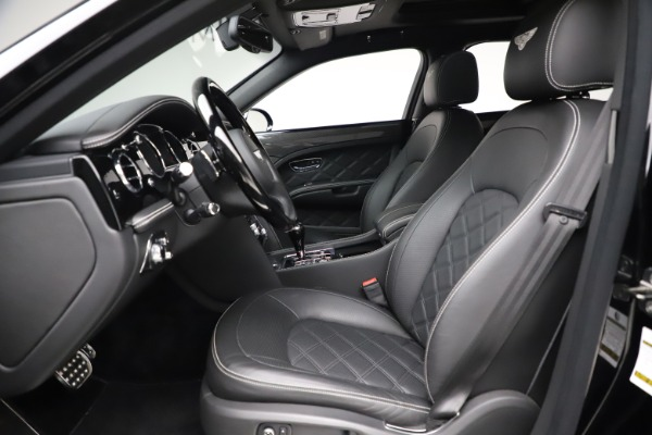 New 2016 Bentley Mulsanne Speed for sale $157,900 at Alfa Romeo of Greenwich in Greenwich CT 06830 17