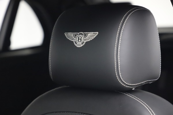 New 2016 Bentley Mulsanne Speed for sale $157,900 at Alfa Romeo of Greenwich in Greenwich CT 06830 19
