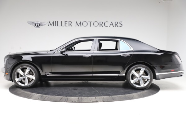 New 2016 Bentley Mulsanne Speed for sale $157,900 at Alfa Romeo of Greenwich in Greenwich CT 06830 2