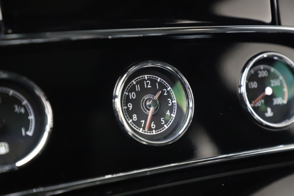 New 2016 Bentley Mulsanne Speed for sale $157,900 at Alfa Romeo of Greenwich in Greenwich CT 06830 25