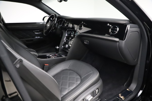 Used 2016 Bentley Mulsanne Speed for sale $157,900 at Alfa Romeo of Greenwich in Greenwich CT 06830 26