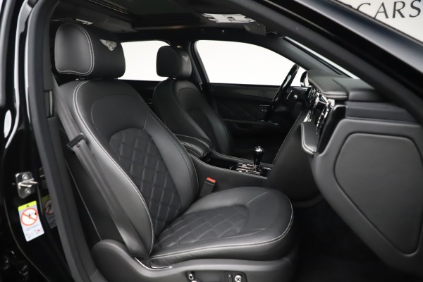 New 2016 Bentley Mulsanne Speed for sale $157,900 at Alfa Romeo of Greenwich in Greenwich CT 06830 28