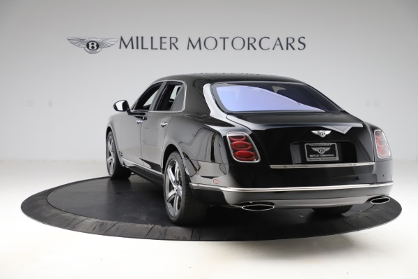 New 2016 Bentley Mulsanne Speed for sale $157,900 at Alfa Romeo of Greenwich in Greenwich CT 06830 4
