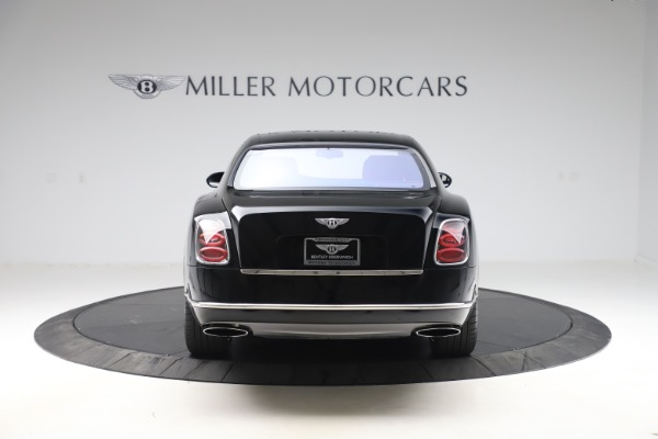 New 2016 Bentley Mulsanne Speed for sale $157,900 at Alfa Romeo of Greenwich in Greenwich CT 06830 5