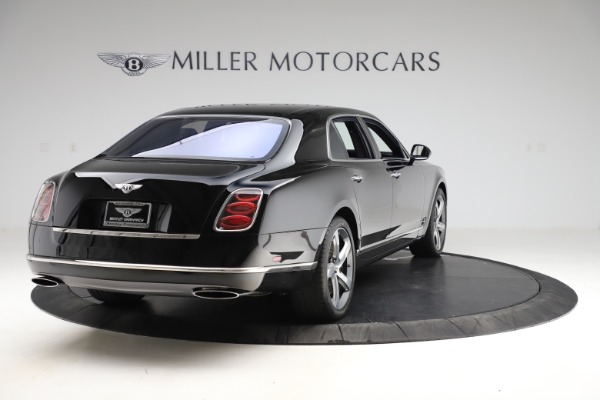 Used 2016 Bentley Mulsanne Speed for sale $157,900 at Alfa Romeo of Greenwich in Greenwich CT 06830 6