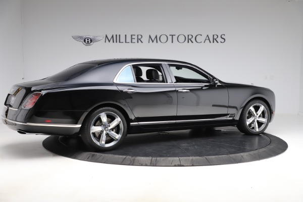 Used 2016 Bentley Mulsanne Speed for sale $157,900 at Alfa Romeo of Greenwich in Greenwich CT 06830 7