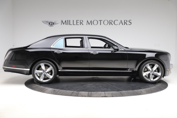New 2016 Bentley Mulsanne Speed for sale $157,900 at Alfa Romeo of Greenwich in Greenwich CT 06830 8