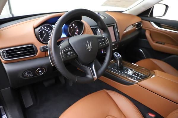 New 2020 Maserati Levante S Q4 GranLusso for sale Sold at Alfa Romeo of Greenwich in Greenwich CT 06830 13