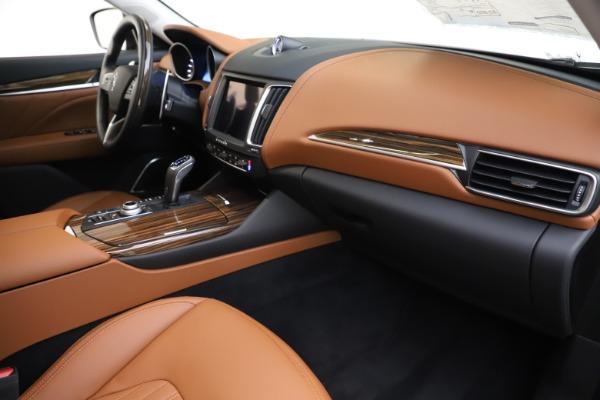 New 2020 Maserati Levante S Q4 GranLusso for sale Sold at Alfa Romeo of Greenwich in Greenwich CT 06830 22