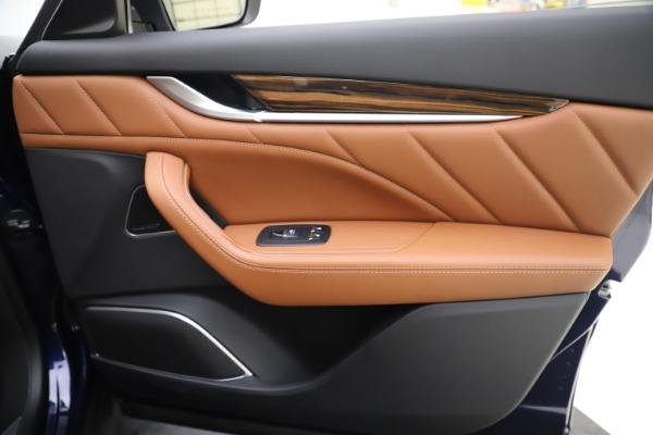 New 2020 Maserati Levante S Q4 GranLusso for sale Sold at Alfa Romeo of Greenwich in Greenwich CT 06830 25