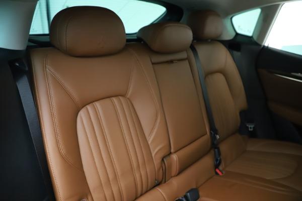 New 2020 Maserati Levante S Q4 GranLusso for sale Sold at Alfa Romeo of Greenwich in Greenwich CT 06830 26