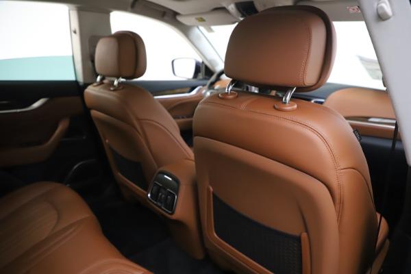 New 2020 Maserati Levante S Q4 GranLusso for sale Sold at Alfa Romeo of Greenwich in Greenwich CT 06830 28