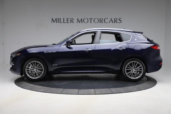 New 2020 Maserati Levante S Q4 GranLusso for sale Sold at Alfa Romeo of Greenwich in Greenwich CT 06830 3