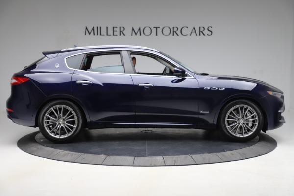 New 2020 Maserati Levante S Q4 GranLusso for sale Sold at Alfa Romeo of Greenwich in Greenwich CT 06830 9